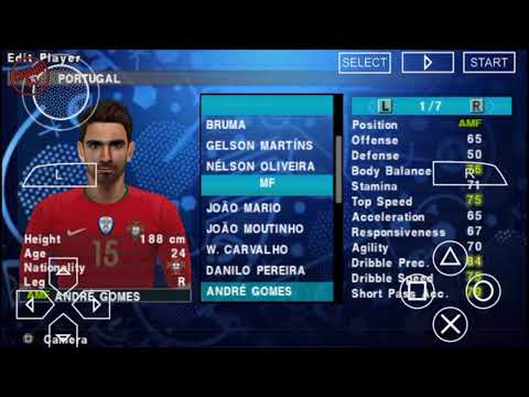 PES 18 PPSSPP