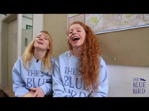 STUDIOSPACE PRESENTS: THE BLUE BIRD BTS CAST INTERVIEW