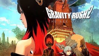 Gravity Rush 2: The Ark of Time – The Movie / All Cutscenes + Complete Story 【1080p HD】