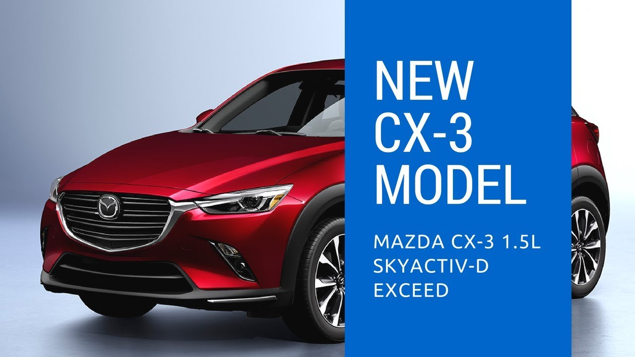 2020 Mazda Cx 3 Changes Interior Exterior Gt Sport