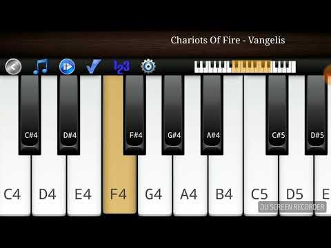 Na kajre ki dhar song piano