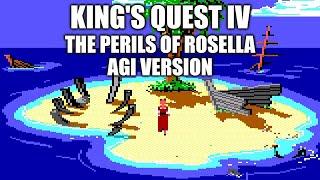 King's Quest IV playthrough (AGI version)