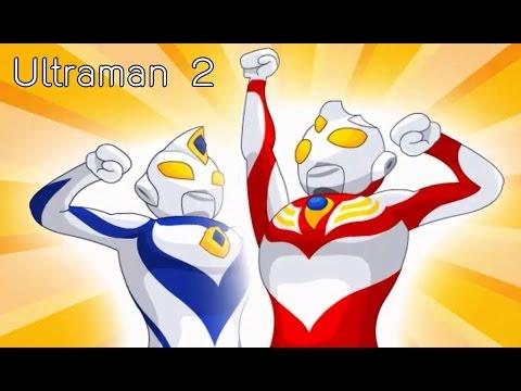 เมื่อผมเล่นเกมกับเอเซ็น Ultraman 2