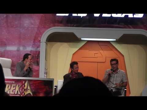 Enterprise at the 2017 Star Trek Convention
