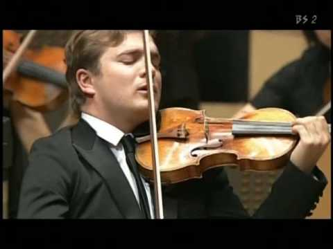 Mozart, Adagio for Violin and Orchestra KV 261 (Capucon) 1rst part
