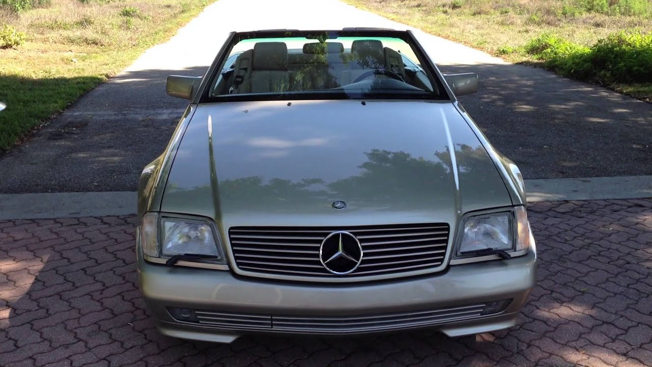 1992 Mercedes-Benz SL 500 - View our current inventory at ...