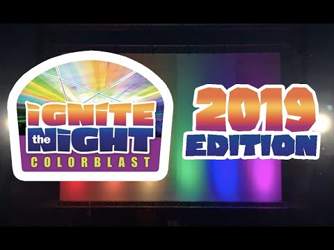 Six Flags Darien Lake Ignite The Night - 2019 Edition