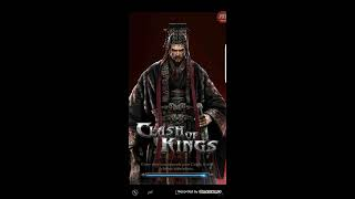 Clash of kings (COK) hero, Lord, Dragon Word,Crystal, increased % stats