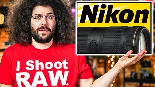 Nikon's STUPID Decision!!! Canon's BRILLIANT Move?
