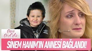 Sinem Hanım'ın annesi yayına bağlandı - Esra Erol'da 19 Nisan 2018