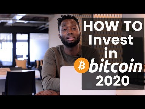 How To Invest In Bitcoin In 2021 | 5 Minutes
