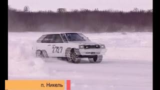 Ледовые Гонки. 4 Этап. Новости ТВ-21.Мурманск(Оригинал эфира., 2010-09-09T20:58:45.000Z)