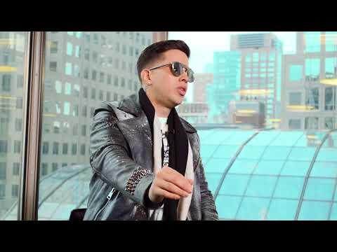 "De La Ghetto - ""La Formula"" NYC Promo Tour"