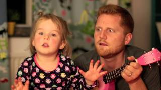 Repeat youtube video Tonight You Belong to Me (Cover) - Me and my 4 y.o.