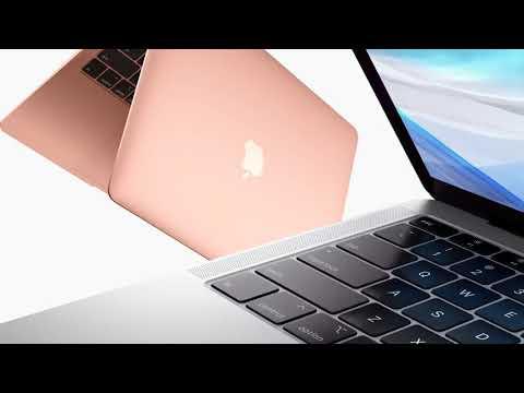 Canción anuncio MacBook Air Apple 2018