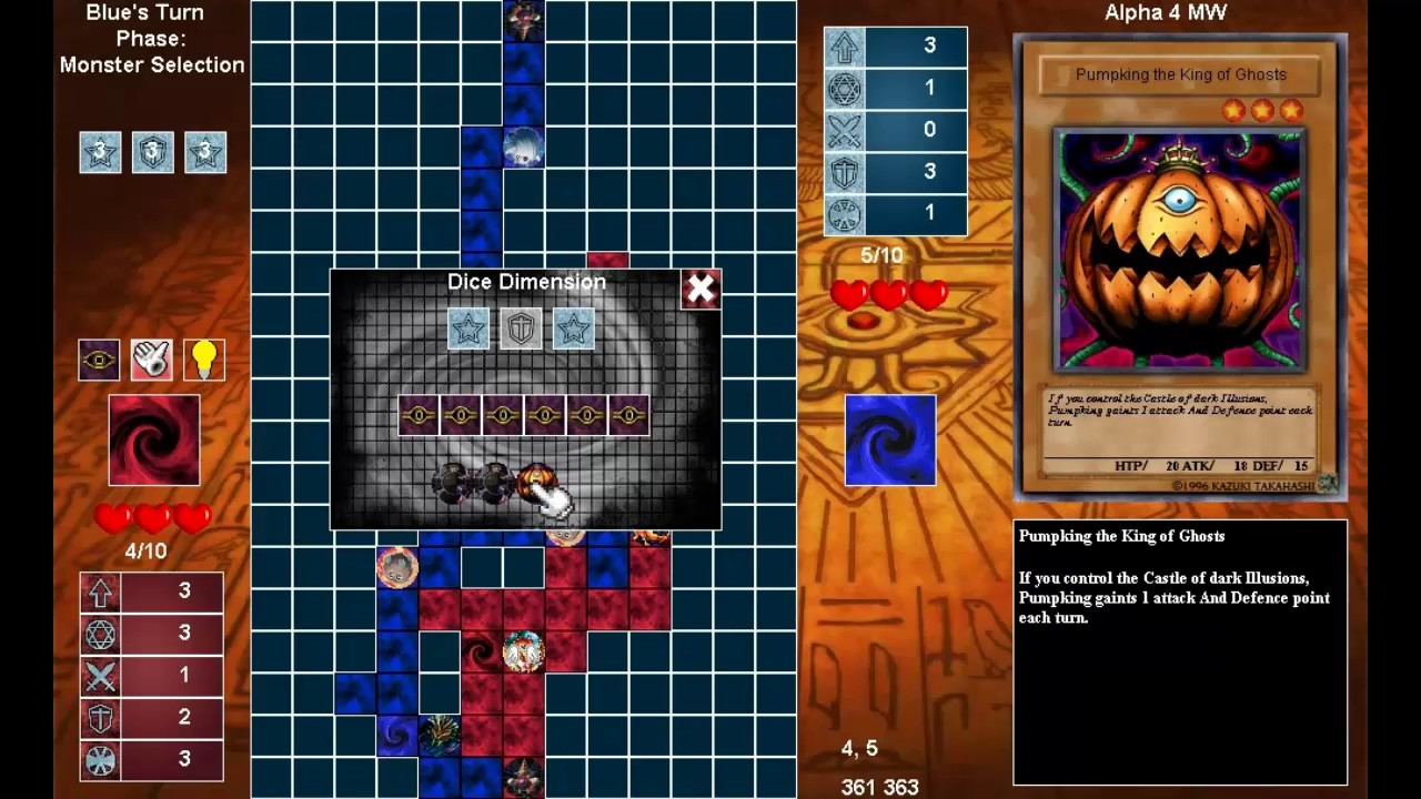 dungeon dice monsters game online