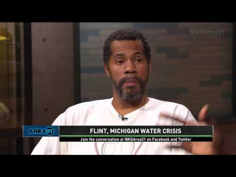 Area 21: Flint Water Crisis | Inside the NBA | NBA on TNT