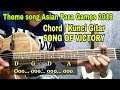Chord/Kunci Gitar Song of Victory | Official Theme Song Asian Para Games 2018