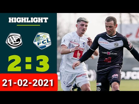 Lugano Luzern Goals And Highlights