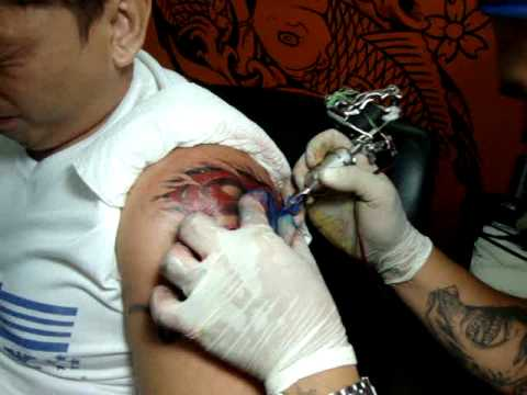 3D,TATTOO MANILA PHILIPPINES www.immortaltattooshop.com Frank# 09179337730