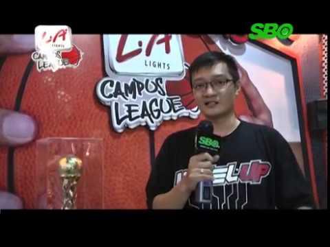 LA LIGHTS CAMPUS LEAGUE GRAND FINAL SBO TV