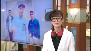 【HTBセレクションズ】三岸好太郎美術館の非公認応援ソング  歌うラッパー集団の正体は?