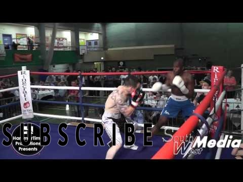 Hammertime Promotions: Aiden Crewe Vs Bady Touray