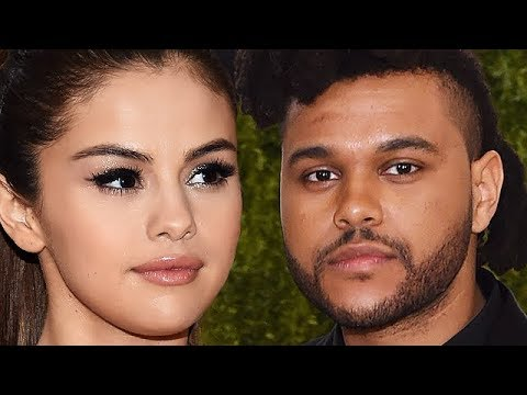 Selena Gomez & The Weeknd Have Their First Big Fight