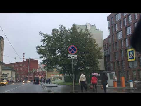 Верхняя красносельская улица в Москве