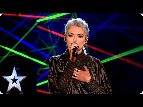 Thumbnail: Clean Bandit and Louisa perform new single Tears | Grand Final Results | Britain's Got Talent 2016