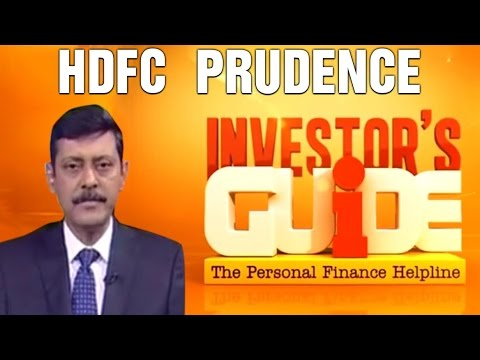 Investor's Guide With Dhirendra Kumar | HDFC Prudence