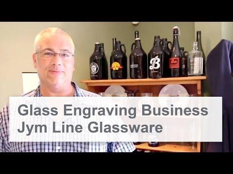 Glass Engraving Business   CO2 Galvo Laser   SpeedMarker CL