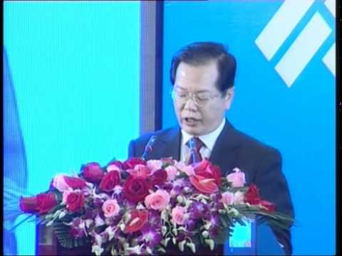 Welcome Remarks, Mr. Wang Jinzhen, Vice-Chairman, CCPIT, China