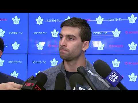 Maple Leafs Pre-Game: John Tavares - December 29, 2018
