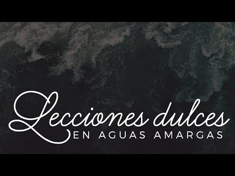 Lecciones dulces de aguas amargas - Pastor Luis Méndez