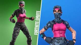 'SKIN' RECON RANGER (Outfit Fortnite) FE TV