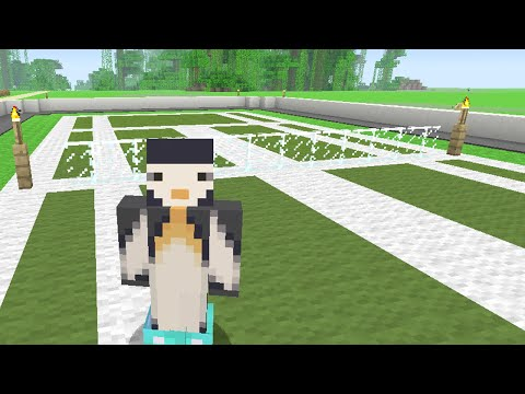 Minecraft Xbox: Tennis Court [160]