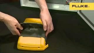видео Fluke-435-II анализатор качества электрической энергии