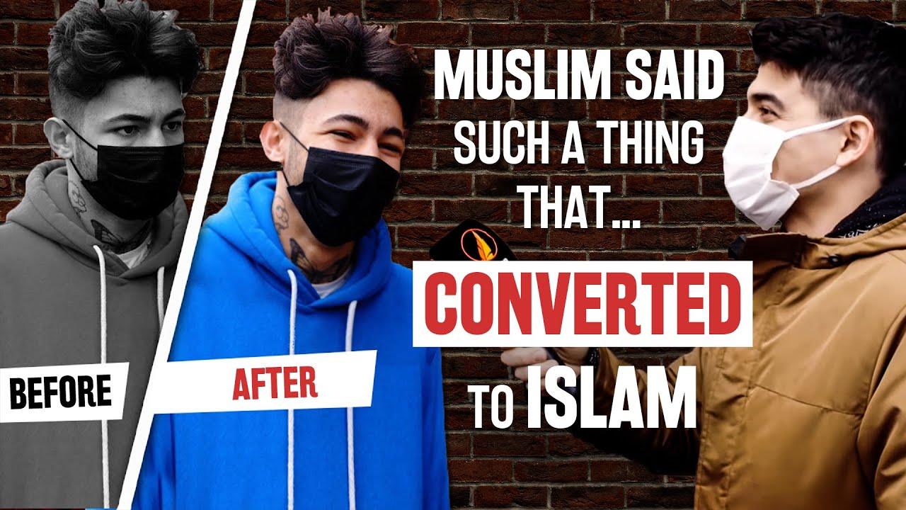 """""""I Don't Respect God's Justice"""" - The Disbeliever Converted to Islam"""