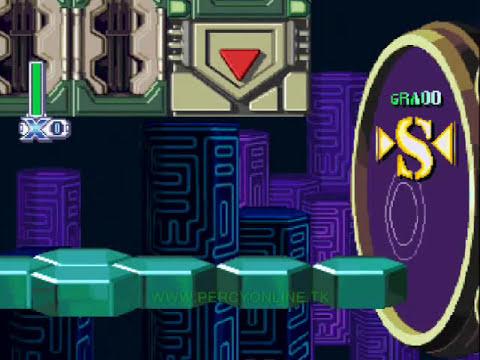Megaman X4 en Español - Complete Game [PSX]