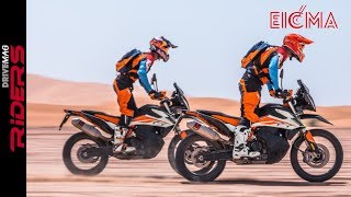 KTM 790 Adventure R - Everything you need to know | Expert Interview