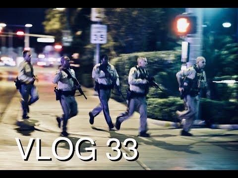 Miami Police VLOG: Las Vegas Shooting