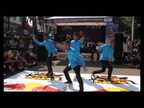 kratingdaeng power dance jakarta 13 mei 2012