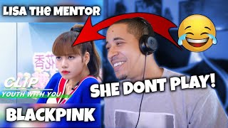 LISA Becomes a Tough Mentor | LISA化身魔鬼导师 | YouthWithYou 青春有你2| iQIYI (REACTION)