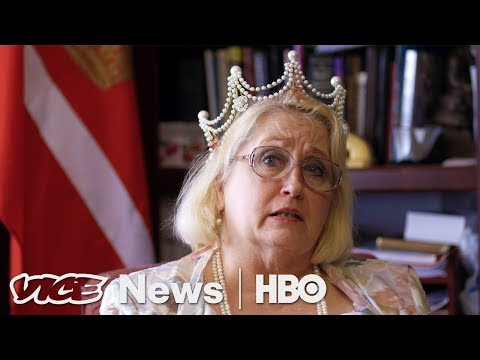 We Met 27 People Who Claim To Be Rulers Of Their Own Country (HBO)