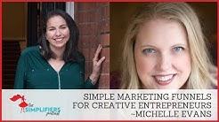 029: Simplifying Marketing Funnels for Creative Entrepreneurs [EXTENDED VERSION]