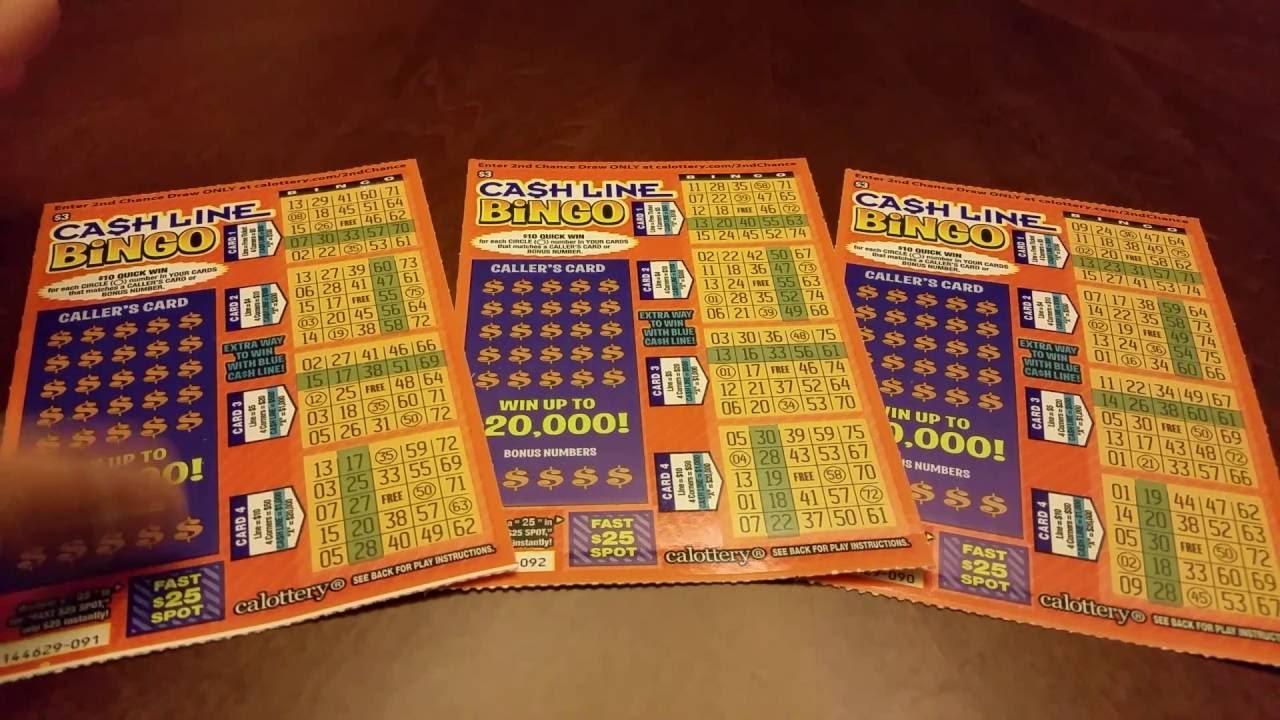 Register For Free California Lottery
