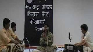 Mahesh Kale in Kansas City : Avaghe Garaje Pandharpur