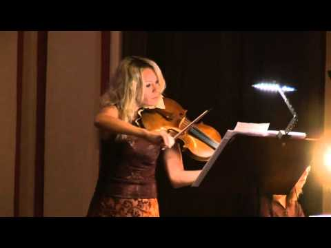 Jitka Hosprová playing Marin Marais L'Greable