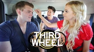 Video FACE PAINT | THIRD WHEEL W/ LAUREN ELIZABETH & HUNTER MARCH download MP3, 3GP, MP4, WEBM, AVI, FLV September 2017